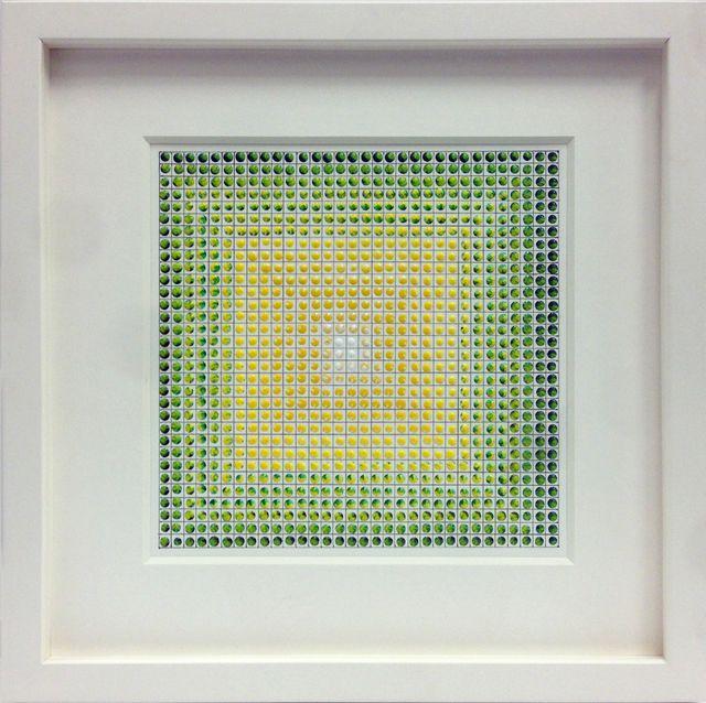 Gregory Hayes, 'Color Array: Untitled (YGR),' 2012, VICTORI+MO CONTEMPORARY
