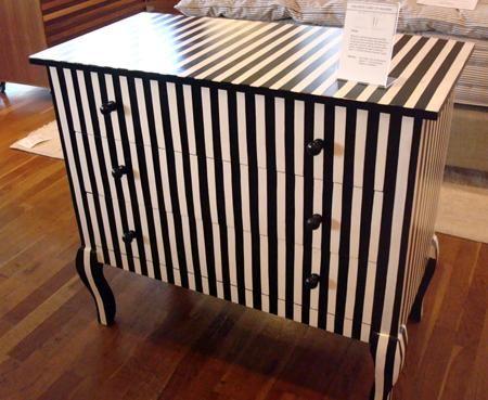 Elegant Black And White Home Decor Furniture Chest Black And White Furniture