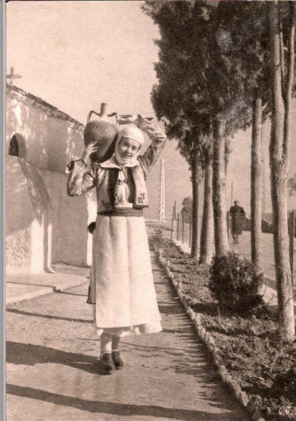 Costume from Epirus