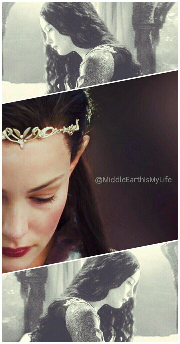 Queen Of Gondor ❤ Arwen Undomiel. #arwenundomiel #arwen #livtyler #elf #warrior #blackandwhite #middleearth #lordoftherings #lotr #tolkien #queen #gondor #lady #rivendell #imladris #collage #photogrid #myedit #evenstar