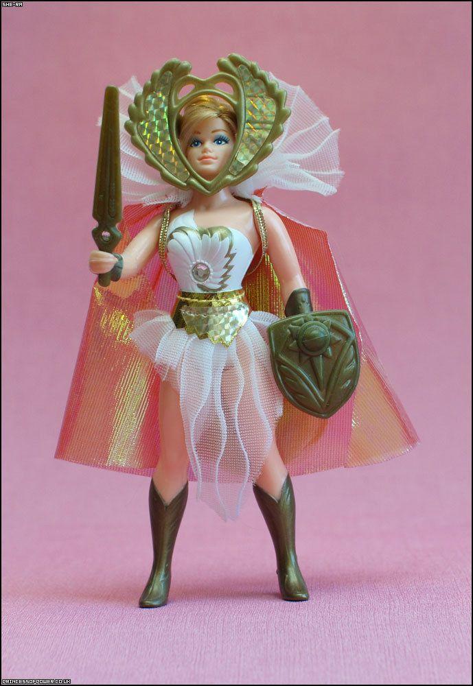 I had She -Ra!! Still got her somewhere probably