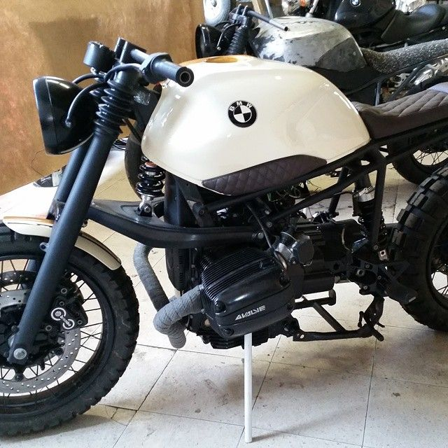 Bmw R1100r By Vintage69 Motorcycle Caferacer Caferacers