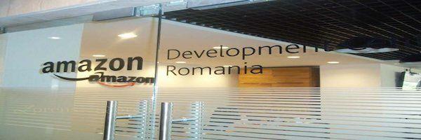 Amazon urmează să deschidă un sediu în București
