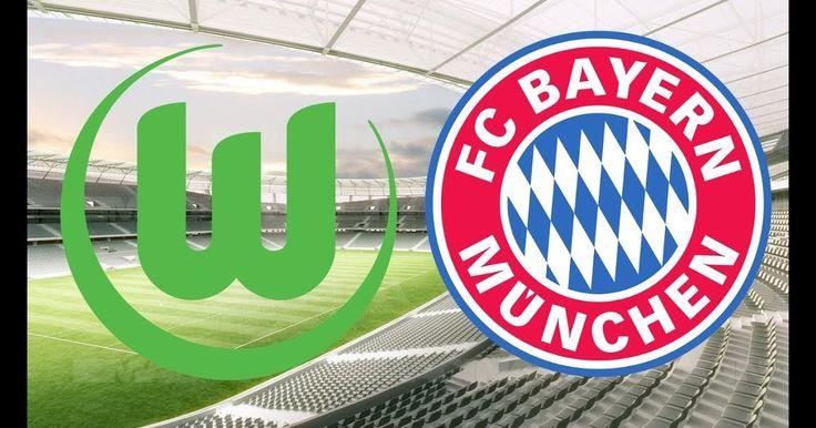 K.O 23.00  Wolfsburg vs Bayern München live streaming via Mobile Android IOS iphone and PC Free HD SD http://ift.tt/2qgEsl8 Bundesliga Favorite Match