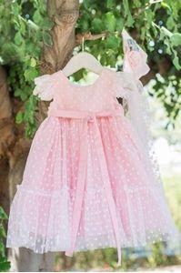 Picture of Βαπτιστικό φόρεμα Bambolino Antigoni