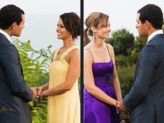 Melissa Rycroft's yellow dress on the Bachelor = yes!