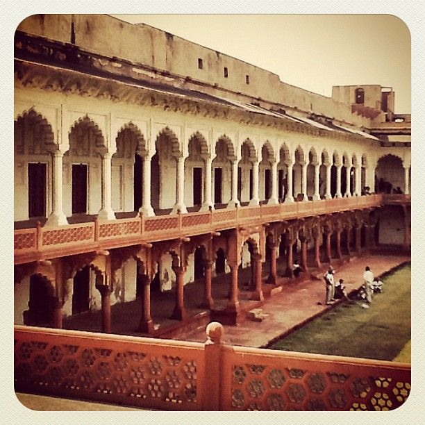 Agra fort #India #AIESEC #Leap Photo by lyaa211 • Instagram