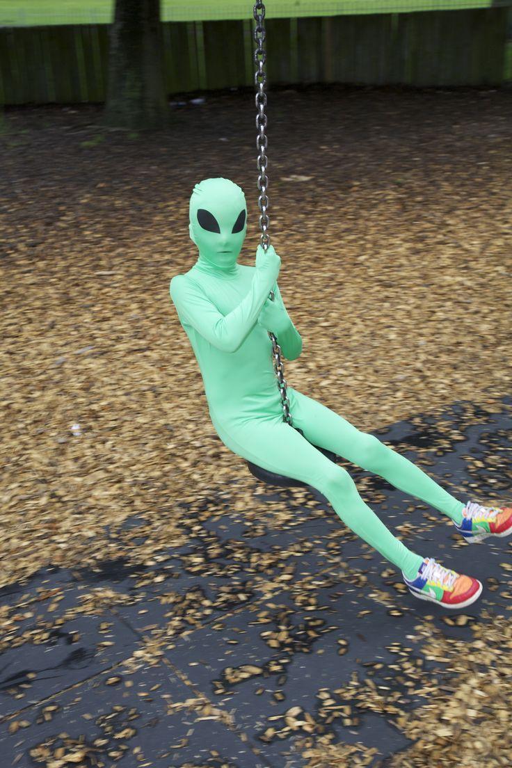 My new hope is that every alien wears rainbow sneakers.