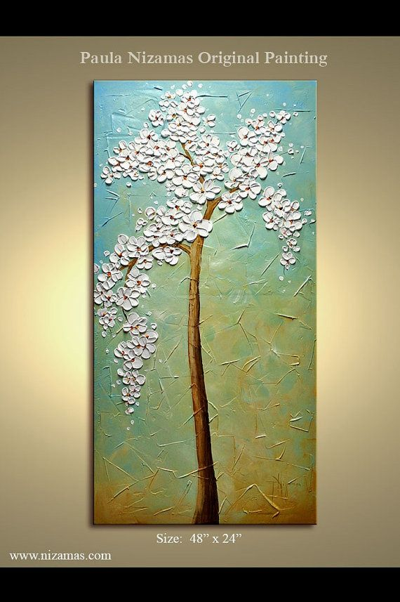 DIY Textured Canvas Art | This Would Look Fantastic In My Foyer. | Art  Canvas