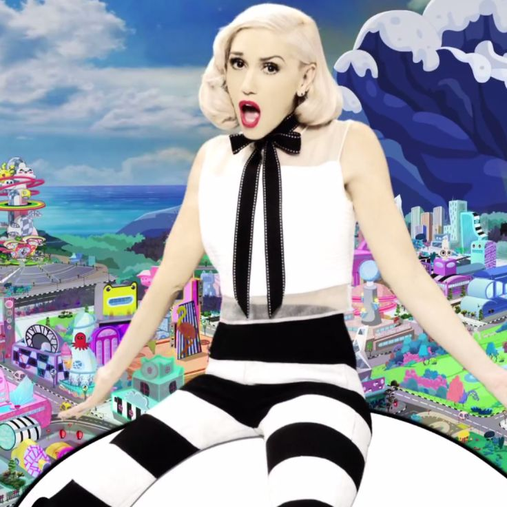 "Gwen Stefani Just Released the Sonic Sequel to ""Hollaback Girl"""
