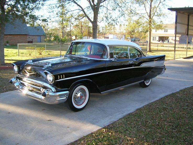 57 Chevy Belair 2 Door Ford 1950 Ford 2 Dr Sedan Great Straight ...