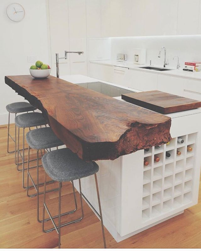How about this beautiful countertop from @agdesignsco. .raw edge . #woodworkforall #dowoodworking #woodwork #woodworking #wood #woodturning #woodporn #glass #livedge #kitchentable #rusticdecor #rustic #crafting #table #likesforlikes #like4like #ryobination #rigidnation #dewalt #craftsman #handmade #custommade #utah #bench #coffeetable #countertop #log