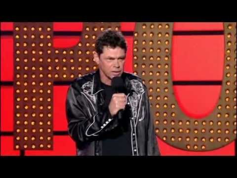Rich Hall Live At The Apollo - YouTube