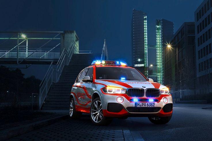 BMW на крупнейшую в Европе выставку медицинского оборудования и медтехники привезет обновленные кроссоверы.