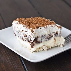 """in my family the name of this is """"delicious.""""  it is the best dessert in the universe."""