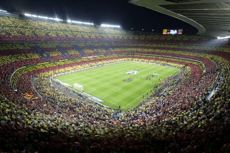 FC Barcelona - Real Madrid 2-2 07/10/2012 #fcb #elclasico