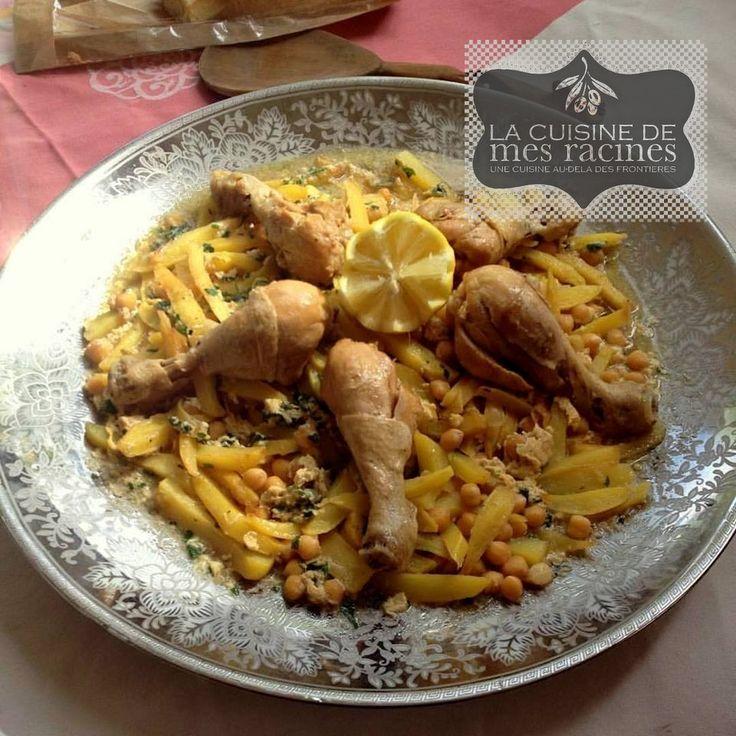 55 best couscous variety of flavors images on pinterest for Algerien cuisine