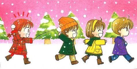 kodocha funny   kodocha christmas Image