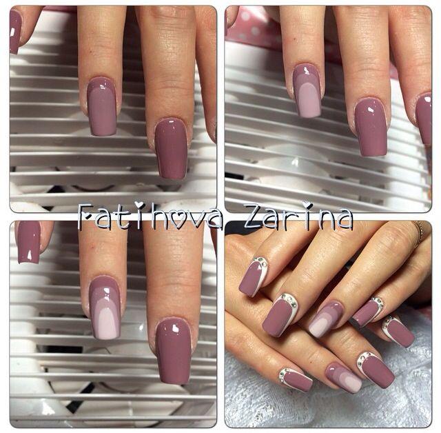 МАТЕРИАЛЫ для НОГТЕЙ: http://amoreshop.com.ua  #nails #nail #nailart #tutorials #nail_tutorials #фотоуроки #маникюр #ногти #гель_лак #лак #шеллак #уроки_маникюра