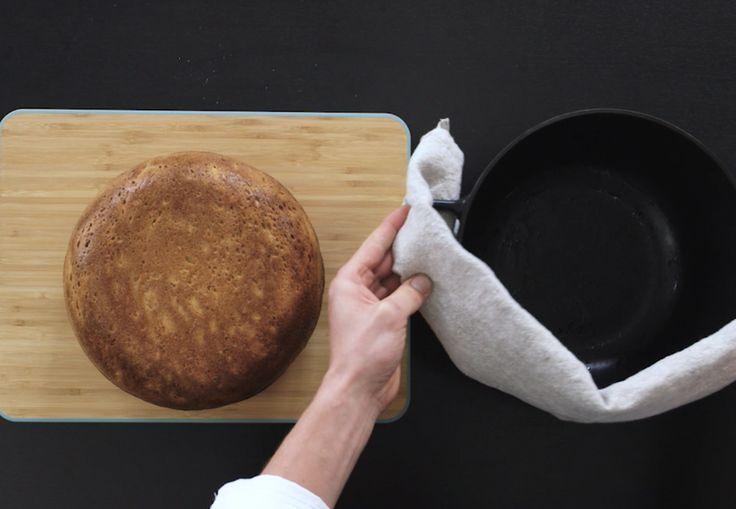 Sådan laver du det lækreste grydebagte brød | Bobedre.dk