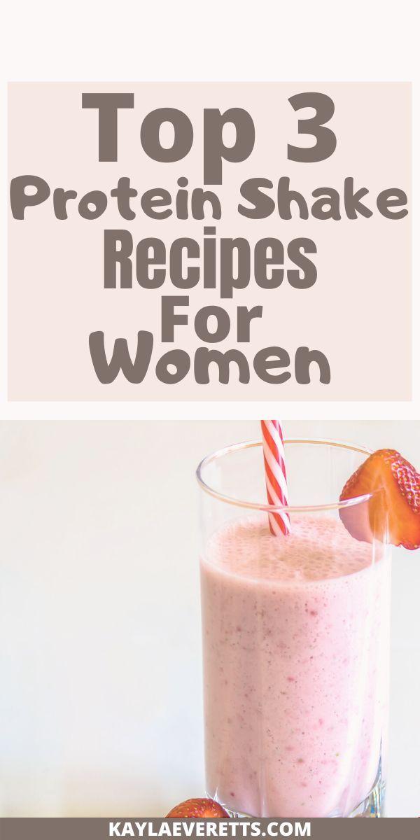 diet almond milk protein shakes