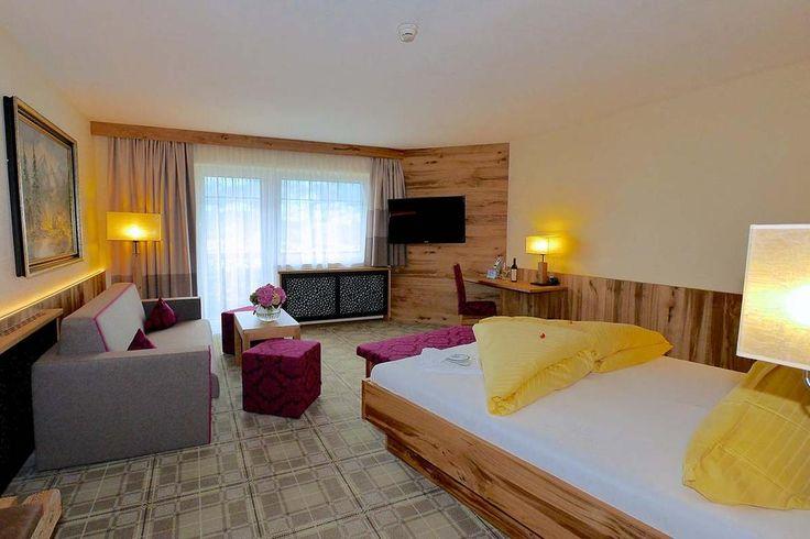 Suiten im 4* Hotel Kohlerhof Fügen