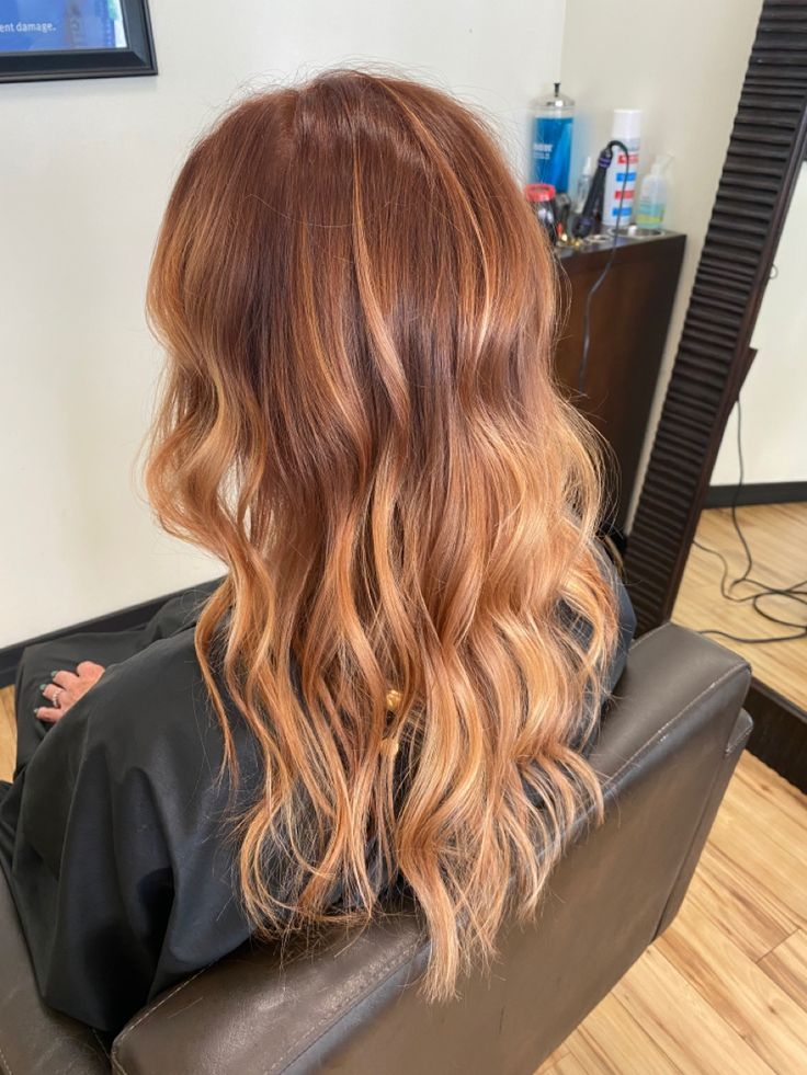 Book Online | Brieshi Salon and Spa | Rogers, AR | Copper blonde hair, Ginger hair color, Red blonde hair