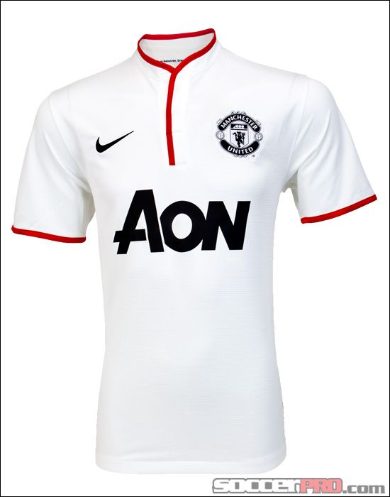 Nike Manchester United Away Jersey 2012-2013...$76.49