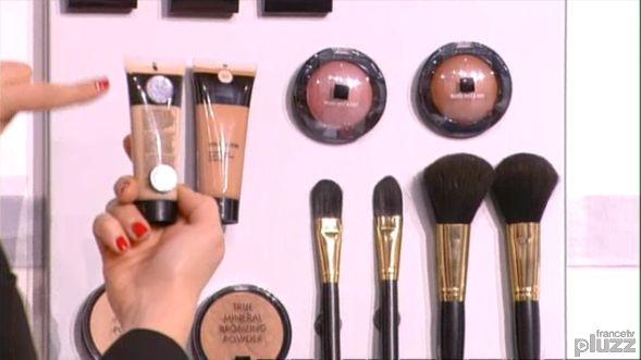 Ranger son maquillage une plaque magn tique et des - Astuce rangement maquillage ...