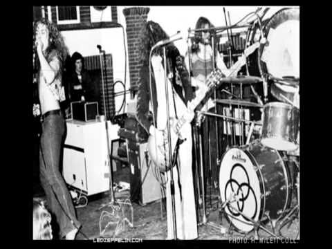 Led Zeppelin Live - Southampton University 1973 (2014 Remaster) - YouTube
