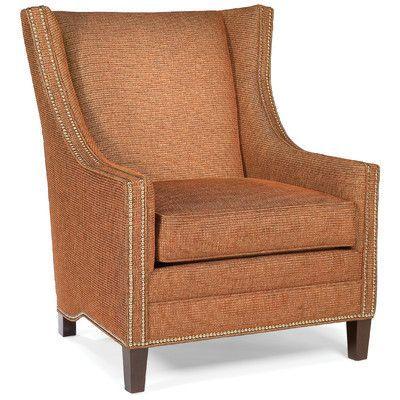 Fairfield Chair Lalan Transitional Chair Color: Linen