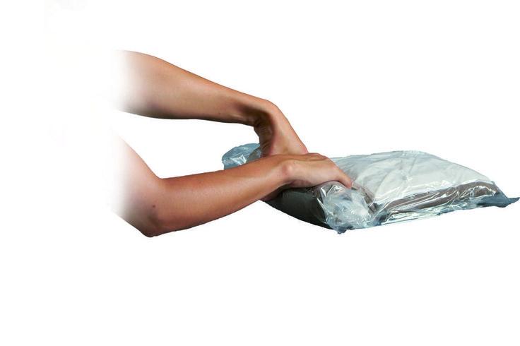 Lot de 2 sacs de compression Vac & Roll | Compactor