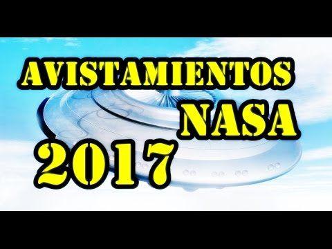 AVISTAMIENTOS OVNIS NASA 2017 ABRIL, LUNA ALIENS NASA ABRIL 2017, OVNI KOREA EN ALERTA ABRIL 2017, - YouTube