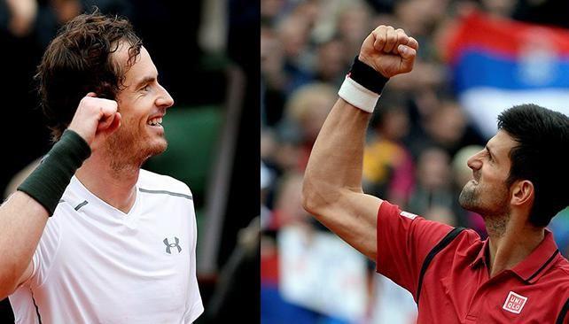 Tutto sulla finale di tennis maschile del Roland Garros di Parigi, Djokovic vs Murray, in Diretta Live TV e Streaming gratis web Video online oggi.