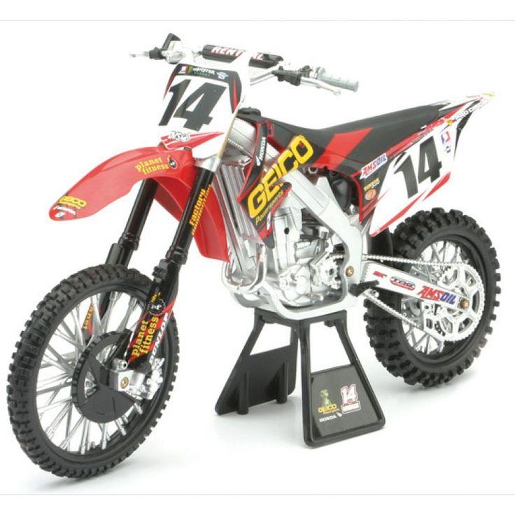 Repliques De Motocross New Ray Honda 250 CRF