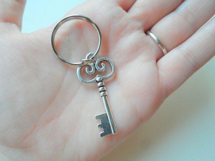 Valentinstagsgeschenk Für Ihn Ideen Schlüssel Symbol Der Liebe