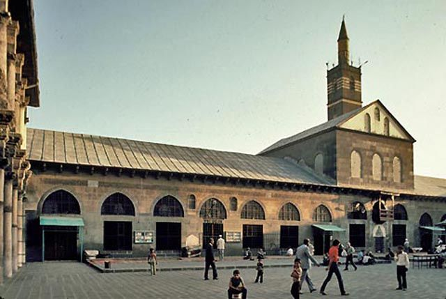 The Great Mosque of Diyarbakir at Diyarbakir in Turkey, is the Oldest and One of the Most Significant Mosques in Anatolia