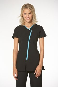 La Beeby – hair  beauty uniforms - Salon Wear – Spa Uniforms – beauty tunic – Salon Uniforms