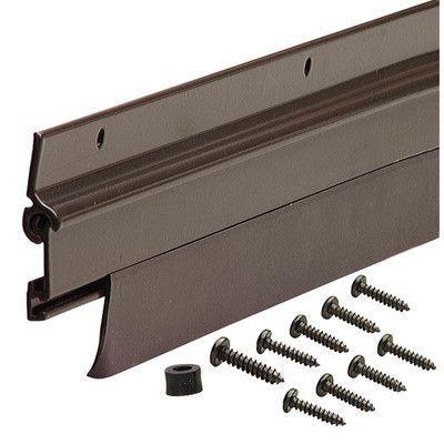 1000 ideas about door sweep on pinterest door seals - Commercial door sweeps for exterior doors ...