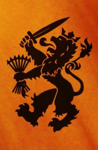 The Dutch lion