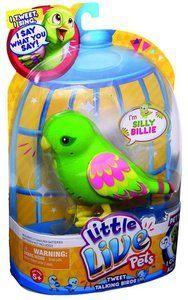 Little Live Pets - Birds - Green