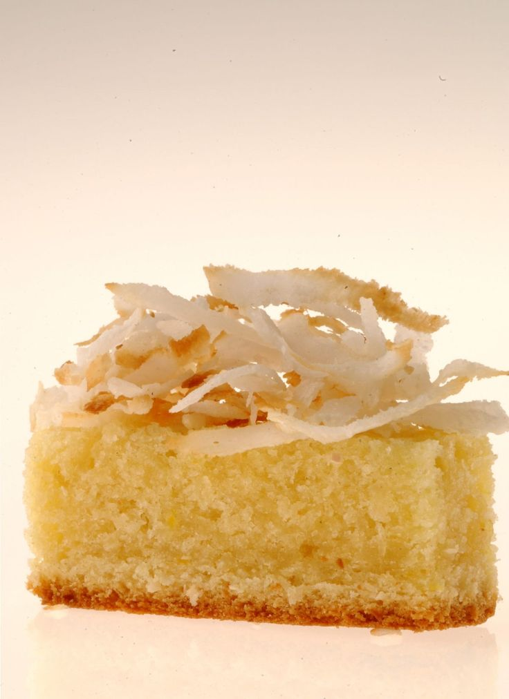 Cake jamaïquain par Alain Ducasse