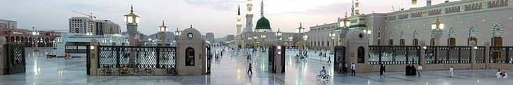 Al Masjid Al Nabawi - Al Madina, Saudi Arabia