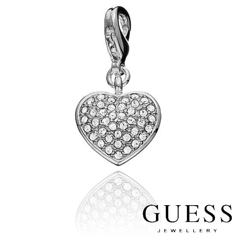 #Guess love you Charm