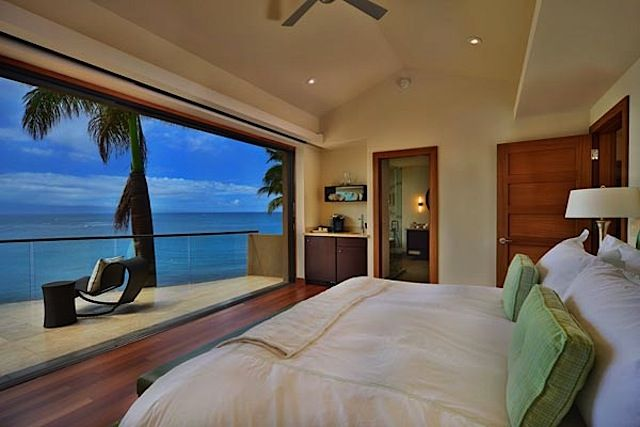 Hawaii home with a view...umm yes please can i wake up to this every morning