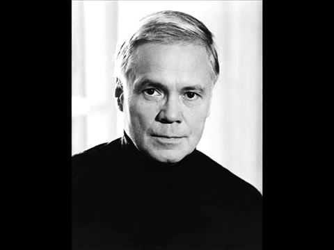 Schubert Ständchen   Voz Dietrich Fischer Dieskau    Piano Alfred Brendel