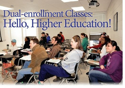 dual enrollment process is it right Every once in a while, the topic of dual enrollment (taking college classes while  in high school) comes up on this blog every year, well over.