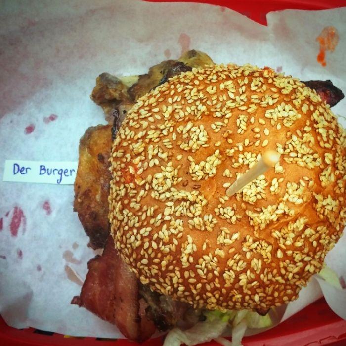 der Burger - burger
