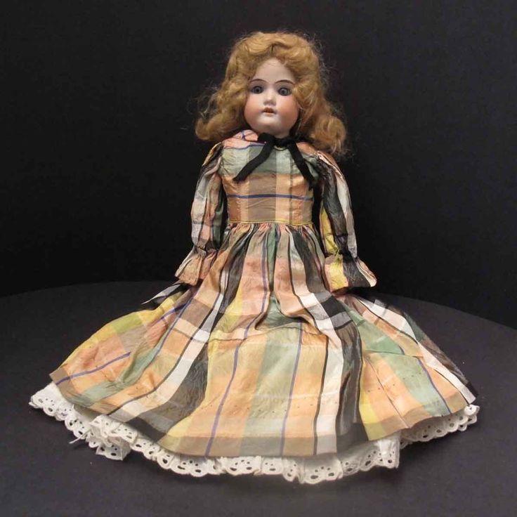 """ARMAND marseille Немецкая фарфоровая floradora кукла с старинная одежда 17-1/2 """" in Куклы и мягкие игрушки, Куклы, Антикварные (до 1930 г.), Бисквитный фарфор, Немецкие   eBay"""