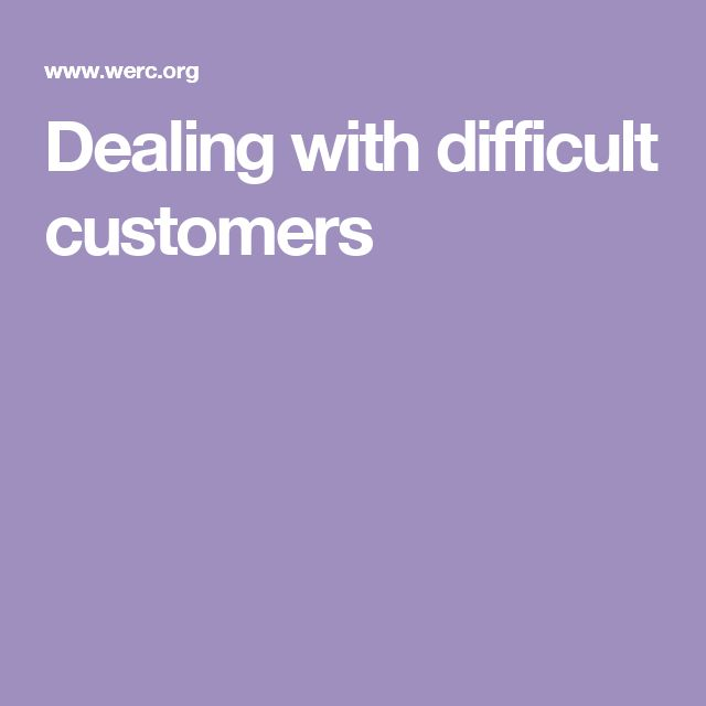Dealing With Difficult Clients: 21 Best English For Customer Service Images On Pinterest